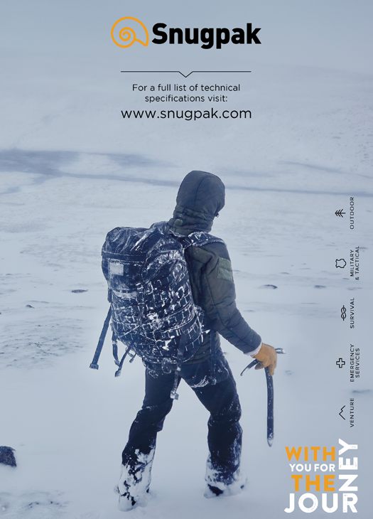 Snugpak Outdoor Catalogue