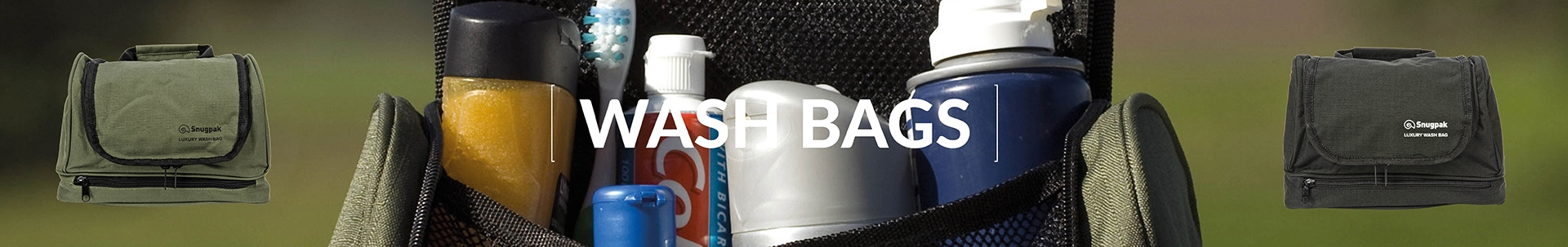 Wash Bags