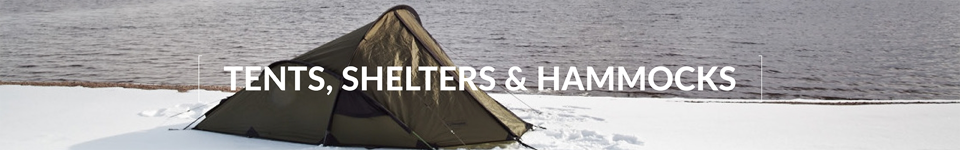 Tents / Shelters