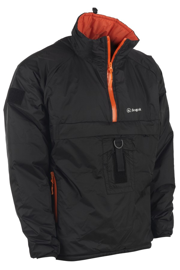 Adventure Racing Softie Smock - Black
