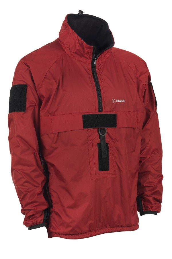 S&R TS1 Smock - Red