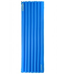 Air mat with Built-in Foot Pump