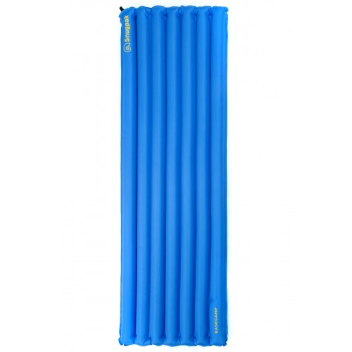 Default Air Mat with Foot Pump Blue