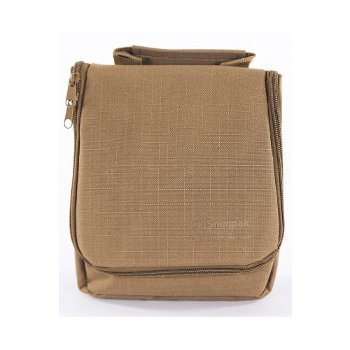 Default Essential Wash Bag Coyote Tan