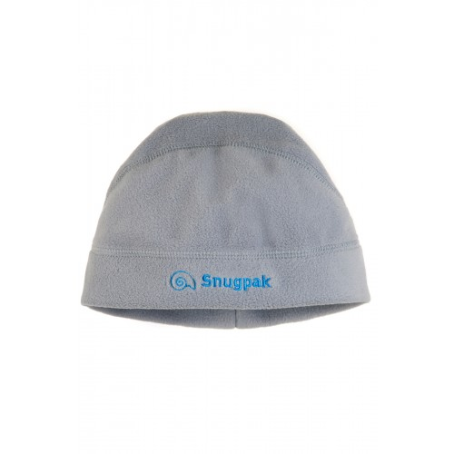 Default Contact Fleece Beanie Grey