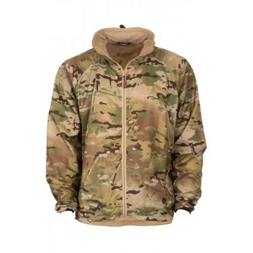 Default Vapour Active Soft Shell Jacket Multicam