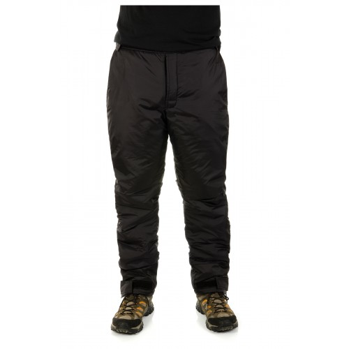 Default Venture Pile Pants Black