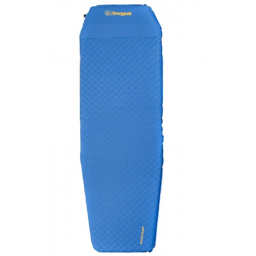 Default Self-inflating Mat with Pillow Blue