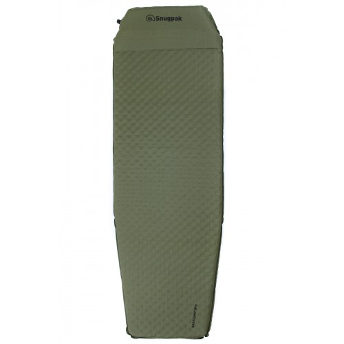 Default Self-inflating Mat with Pillow Olive
