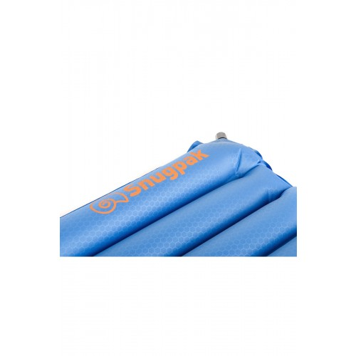 Detail Air Mat with Foot Pump Blue 1