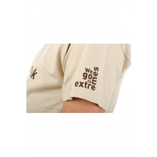 Detail Snugpak® Logo T-shirt Desert Tan