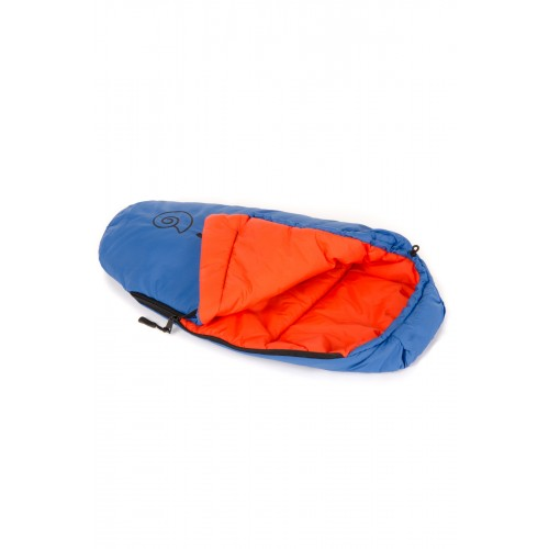 Detail Mini Sleeping Bag Blue 1