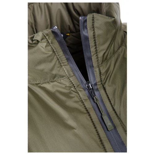 Detail MML 3 Softie® Smock Olive 5