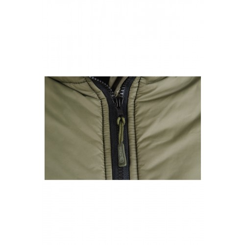 Detail Original Sleeka Jacket Olive 5