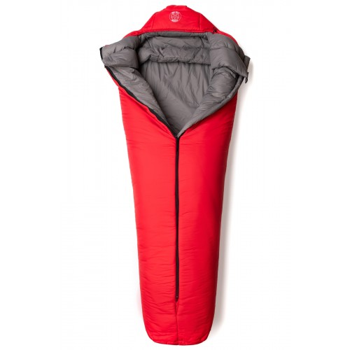 Detail Softie® Antarctic Red 1