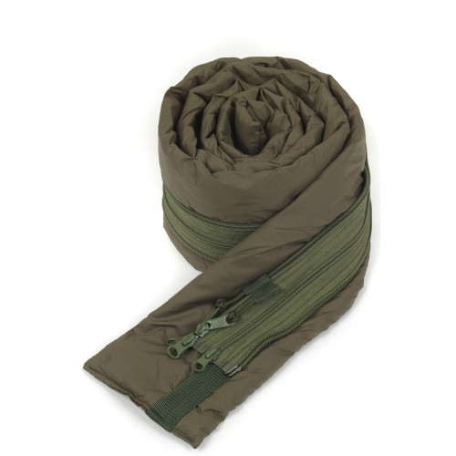 Special Forces Zip Baffle olive