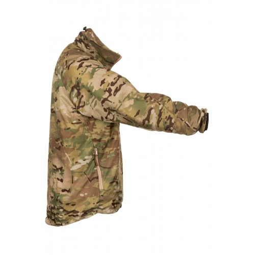 Detail Vapour Active Soft Shell Jacket Multicam 1