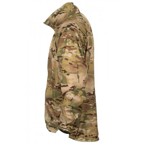 Detail Vapour Active Soft Shell Jacket Multicam 2