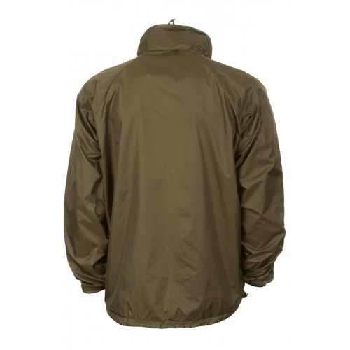 Detail Vapour Active Soft Shell Jacket Olive 3
