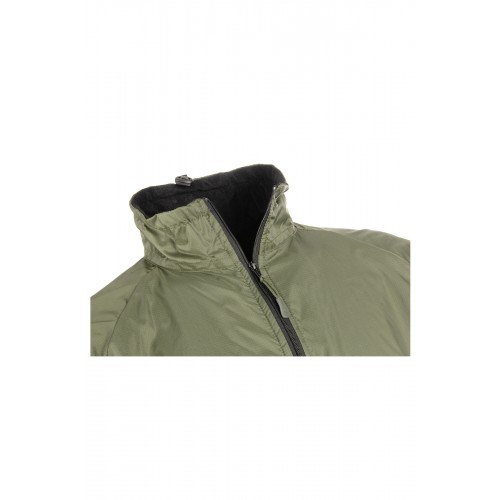 Detail Vapour Active Soft Shell Jacket Olive 2