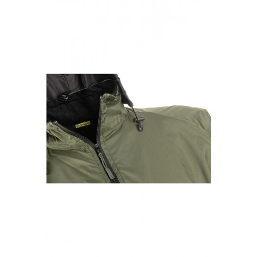 Detail Vapour Active Soft Shell Jacket Olive 5