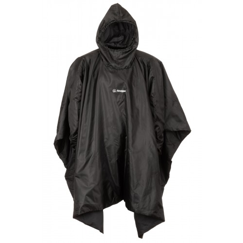 Insulated Poncho Liner black