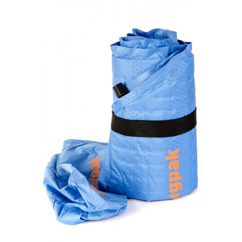 Packsize Self-inflating Maxi Mat Blue 1