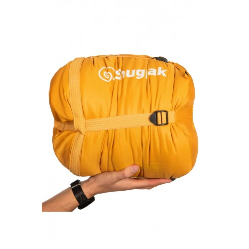 Packsize Sleeper Expedition Yellow