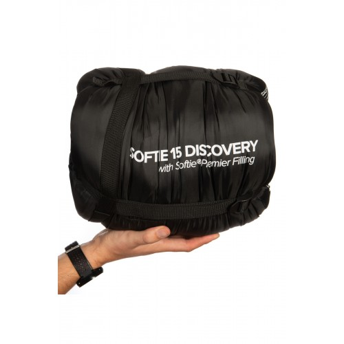 Packsize Softie® 15 Discovery Black