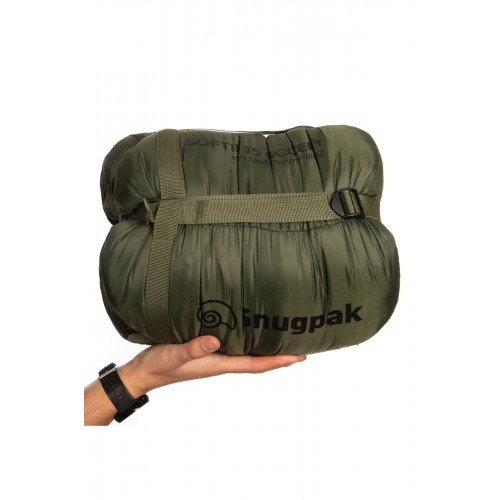 Packsize Softie® 15 Discovery Olive