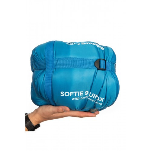 Packsize Softie® 9 Equinox Lime 1