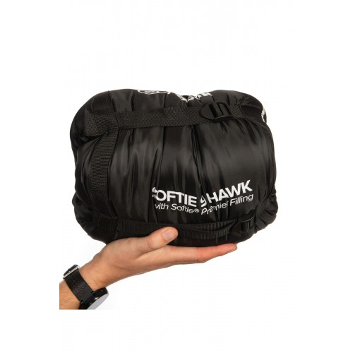 Packsize Softie® 9 Hawk Black