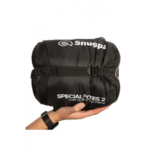 Packsize Special Forces 2 Black