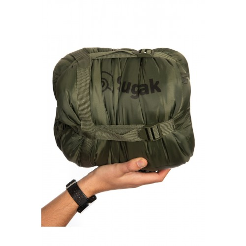 Packsize The Sleeping Bag Olive 1