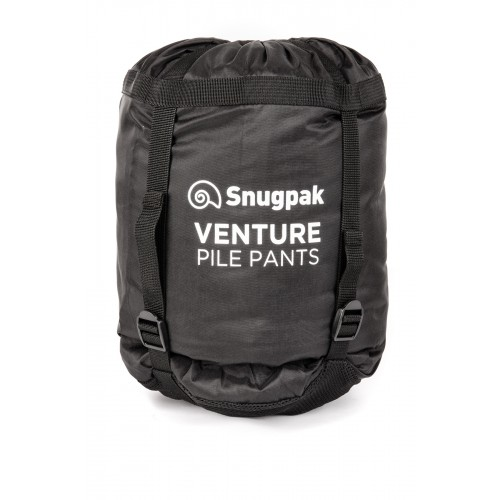 Packsize Venture Pile Pants Black