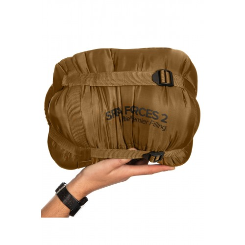 Packsize Special Forces 2 Desert Tan
