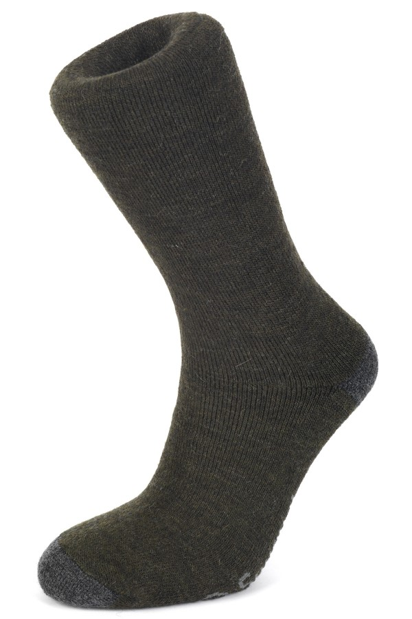 Default Merino Military Sock Olive