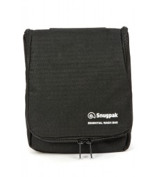 Default Essential Wash Bag Black