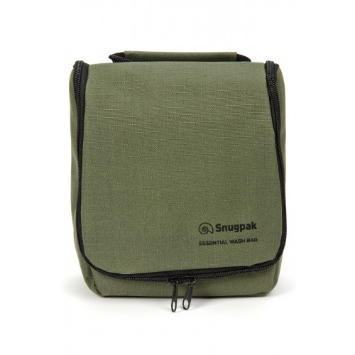 Default Essential Wash Bag Olive