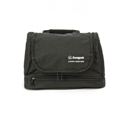 Default Luxury Wash Bag Black