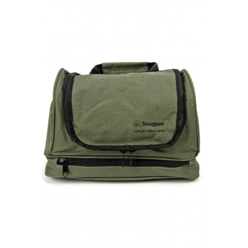 Default Luxury Wash Bag Olive