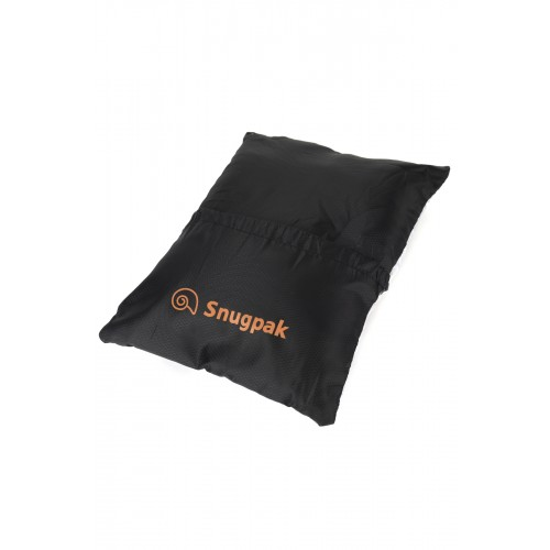Packsize Snuggy Pillow Black 1
