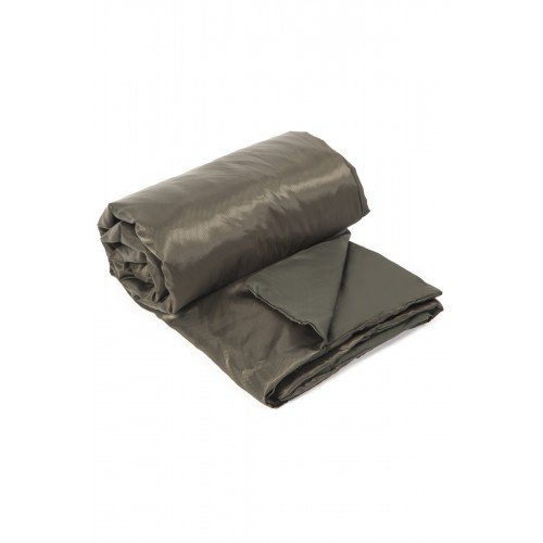 Detail Jungle Travel Blanket Standard Olive 2