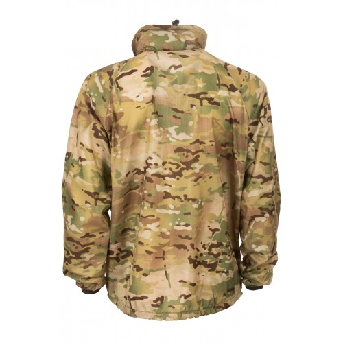 Detail Vapour Active Windtop Multicam 2