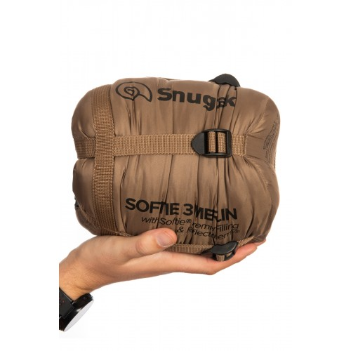 Packsize Softie 3 Merlin Coyote Tan 1