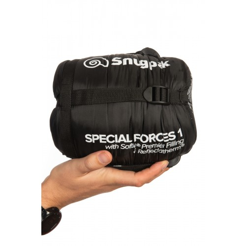 Packsize Special Forces 1 Black