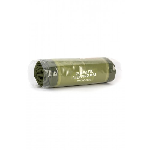 Packsize Travelite Self-inflating Full Length Mat Olive 1