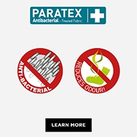 Paratex Antibacterial Fabric information