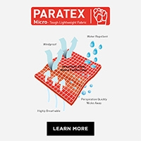 Paratex Micro Fabric information