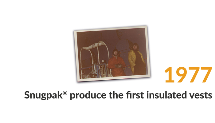 snugpak produces first insulated vests
